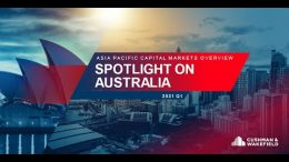 APAC Capital Markets Overview 2021 – Spotlight on Australia